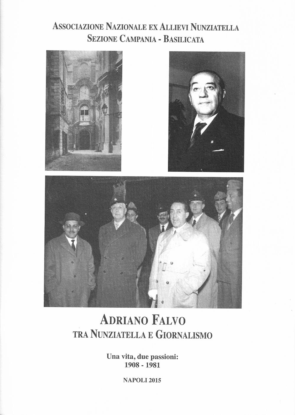 Adriano Falvo tra Nunziatella e giornalismo