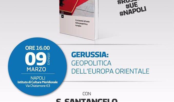 GERUSSIA. L'ORIZZONTE INFRANTO DELLA GEOPOLITICA EUROPEA